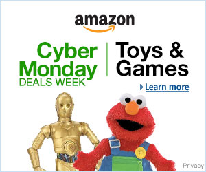 Amazon Toy and Game Lightning Deals