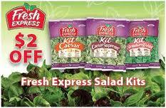 Fresh Express Coupon