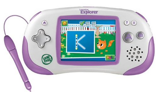 Leapfrog purple