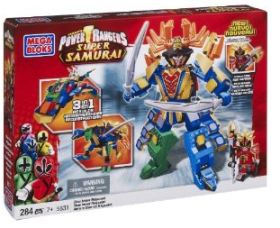 power rangers mega blocks
