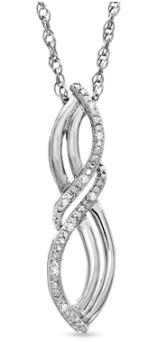 Zales necklace