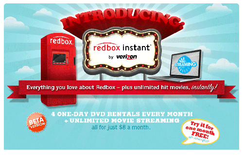 Redbox-Instant-One-Month-Free