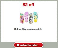 target flipflop coupon